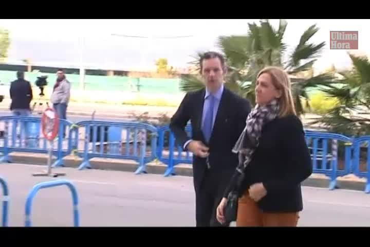 Minuto a minuto del tercer día de declaración de Iñaki Urdangarin