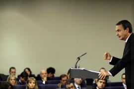 Zapatero afirma que la recuperación económica llegará a finales de 2010