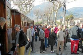 Paro en los municipios de Mallorca