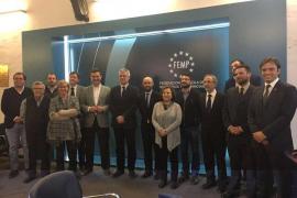 El vicepresidente Miralles, nuevo miembro de  la Comisión de Relaciones Internacionales de la FEMP