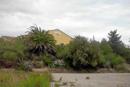 La construcción de una residencia privada en el polígono de Artà recibe el apoyo municipal
