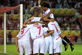 El Sevilla remonta un partido vibrante y el Camp Nou decidirá el campeón