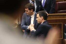 PSOE y Ciudadanos acuerdan negociar con otras fuerzas de manera conjunta