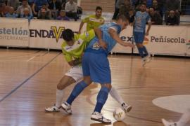 El Peñíscola pone fin a la racha de victorias del Palma Futsal