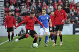 El Mallorca celebra el Centenario con una victoria ante el Oviedo