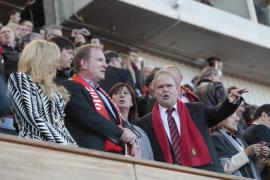 Sarver asegura que el Mallorca «jugará partidos en Estados Unidos»