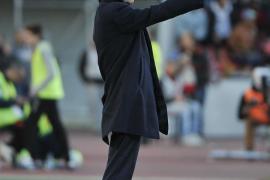 Vázquez: «Dejamos que el rival se viniera arriba, por suerte el resultado es positivo»