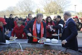 El Real Mallorca celebra el Centenario en Son Moix