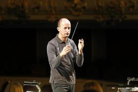 Guillermo García-Calvo dirige 'Salomé', una ópera «sin límite de calidad»