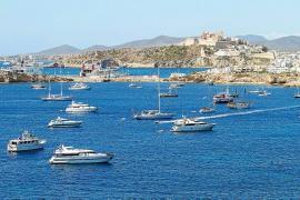 Más de la mitad de la actividad de alquiler de embarcaciones en Balears es ilegal