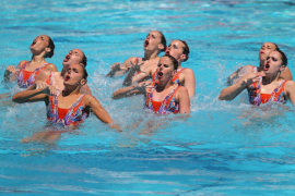 El equipo español de natación sincronizada se queda fuera de los Juegos Olímpicos