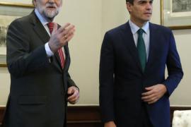 Rajoy llamará esta semana a Sánchez y no se opone a recibirle junto a Rivera
