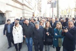 Homs se proclama víctima de una querella política y se emplaza al Supremo