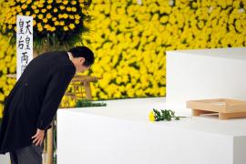 Japón pide disculpas por el daño causado en la II Guerra Mundial