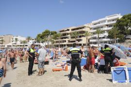 Una mujer muere ahogada en Peguera y se elevan a 17 las víctimas en playas y piscinas este verano
