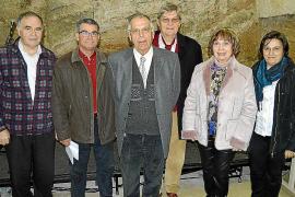 Gabriel Ferrer Llabrés, presenta su último libro