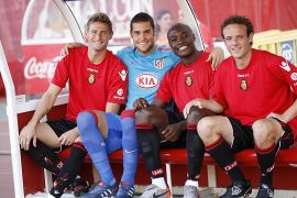El Mallorca insiste  en Diego Costa  y quiere a Mario