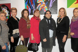 José Luis Mesas presenta su obra en Café Gallery Ciutat