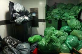UGT denuncia la acumulación de residuos en Son Espases