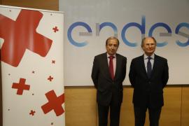 Endesa colabora en la campaña «Ara + que mai» de la Cruz Roja en Balears