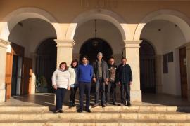 Ses Salines participa en el programa Visibles para la contratación de parados de larga duración