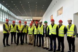 La CAEB estima en 20 millones de euros los ingresos que recibiría Palma con el Palacio de Congresos