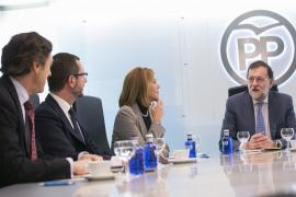 Rajoy llamará a Sánchez y Rivera para reunirse con ellos por separado