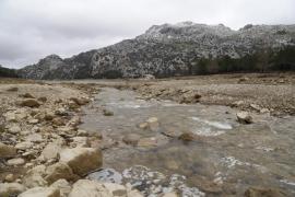 La cota de nieve en Mallorca se situará en los 900 metros este miércoles