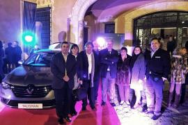 La presentación del nuevo Renault TALISMAN, un éxito