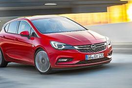 El Opel Astra elegido 'Coche del Año en Europa 2016'