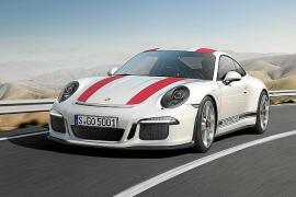 Serie especial limitada Porsche 911 R