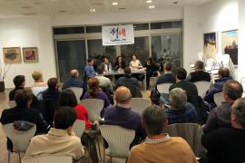 El PSIB empieza en Pollença la campaña 'Canviant Mallorca'