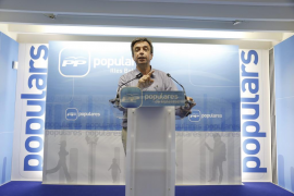 Miquel Vidal quiere parar los pies a Deudero y remodelar los órganos de dirección del PP