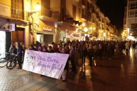 Las mujeres toman la calle