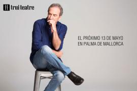 José Luis Perales y su 'calma' recalan en Trui Teatre