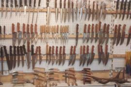 Ganivets Campins cuchillos de Mallorca
