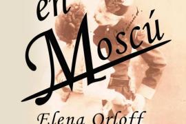 Elena Orloff presenta hoy su primer libro en el Centro Cultural Cervantes de Sant Antoni