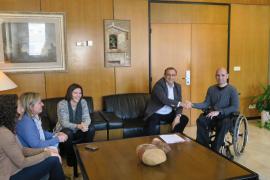 El Ajuntament de Calvià firma un convenio con ASDICA
