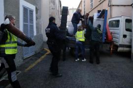 Golpe al tráfico de marihuana en Sant Joan y Sineu