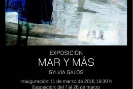 Sylvia Galos expone 'Mar y más' en Artmallorca