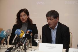 Toni Nadal: «Esta mujer es imbécil, es capaz de decir cualquier barbaridad»