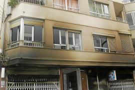 La policía concluye que el incendio en el bar de Palma donde murió un bombero fue fortuito
