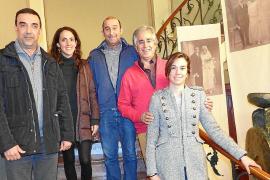 Paisajismo, pintura sobre papel y una instalación se dan cita en Can Prunera
