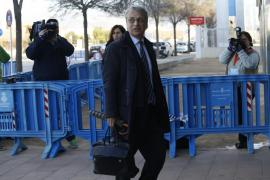 El juicio de Nóos se interrumpe una vez más por el secreto profesional de Miguel Tejeiro