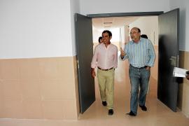 El nuevo colegio de Puigderos aportará 450 plazas de Infantil y Primaria al municipio