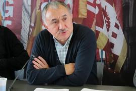 Josep María Álvarez, nuevo secretario general de UGT