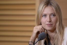Sharapova: «No voy a fingir que estoy lesionada para ocultar mi positivo»