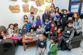 Can Tixedó expone grandes obras de arte de pequeños artistas