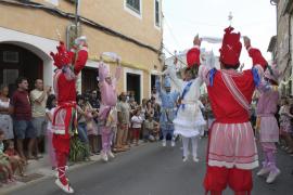 Los Cossiers celebran Sant Roc