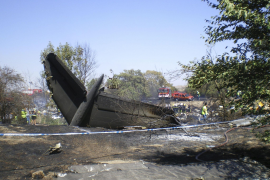 El informe final del accidente del vuelo de Spanair se conocerá en diciembre